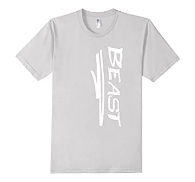 Premium Beast Gym Workout Bodybuilding T-Shirt