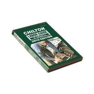 Chiltons Book (Chi209296) 2013 Chilton Labor Guide Cd-Rom
