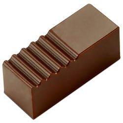 Amazon.com: Pavoni Chocolate Mold Rectangle 15x37mm x 15mm High, 21