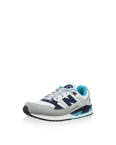 New Balance Zapatillas Blanco / Azul