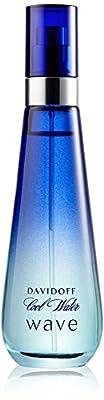 Davidoff Cool Water Wave Femme Eau de Toilette - 100 ml