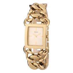 Damen-Armbanduhr Analog Quarz Edelstahl W0438L2