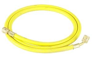 "Robinair 31060 Yellow 60"" Premium Refrigerant Charging Hose by Robinair"