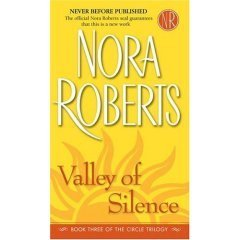 VALLEY OF SILENCE (LARGE PRINT EDITION) (CIRCLE TRILOGY, BOOK THREE) [Large Print]