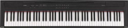 PIANO NUMERIQUE YAMAHA P 105 B Noir