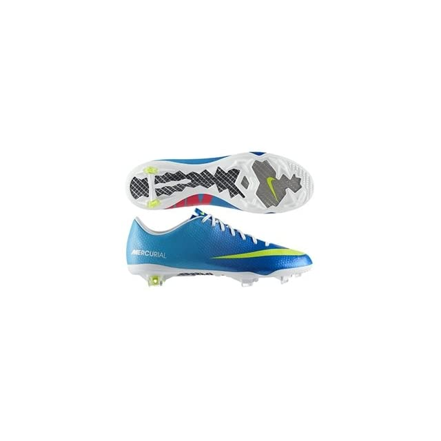 c1ba748b2a7 Cleats (Neptune Blue Tide Pool Blue Pink Flash Volt) 7.5 Shoes on ...