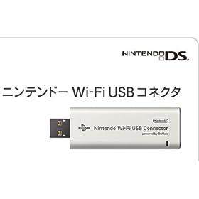 �j���e���h�[Wi-Fi USB�R�l�N�^