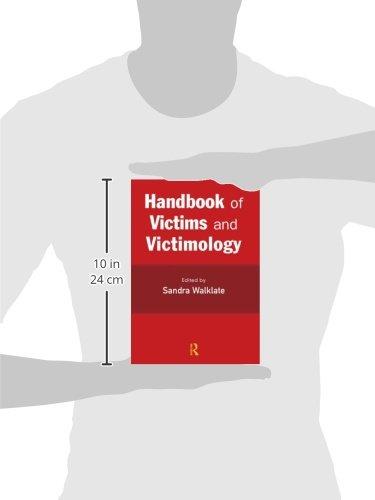 Handbook of Victims and Victimology
