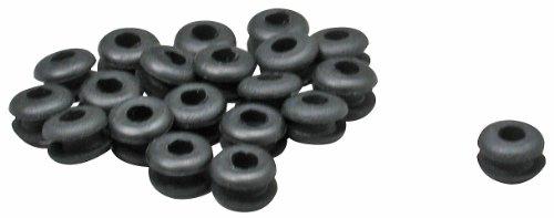 Futaba FSH10 Servo Grommets Round (Set of 20) - 1