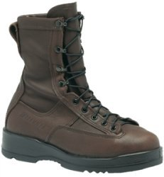 330 ST Wet Weather Steel Toe Flight Boot - Size 5W