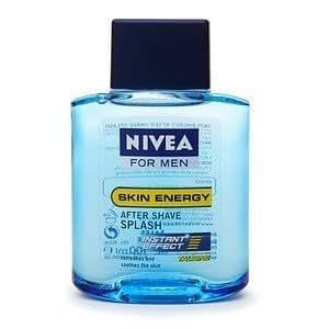amazoncom nivea for men skin energy after shave splash 3