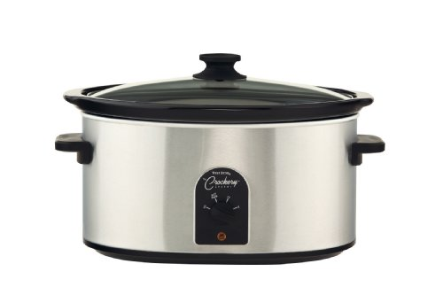 West Bend 85157 7-Quart Oval-Shaped Crockery Cooker