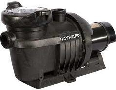 Hayward northstar 2 12 hp max rated pool pump 2 fittings for Hayward northstar 1 5 hp motor