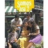 Somos Asi 2: Workbook (0821909959) by Funston, James F.