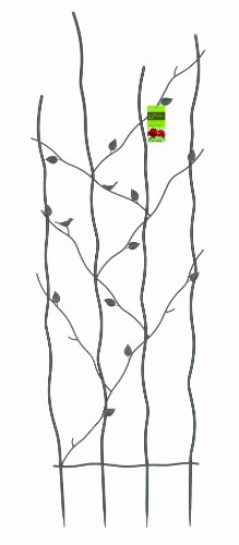 "Gardman R543 Nature Metal Trellis, 24"" Wide x 72"" High"