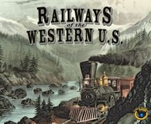 Railways Of The World: Railways Of The Western Uncharted Seas Expansion