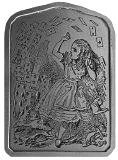 Deck Of Cards Alice In Wonderland Belt Buckle