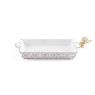 Fleur De Lis Baking and Roasting Dish