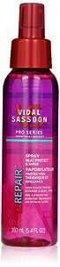 Vidal Sassoon Pro Series Heat Protect & Shine Spray 5.4 Fl Oz