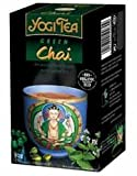 Yogi Tea Green Chai 15 Bag