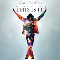 Original album cover of Michael Jackson's This Is It by Michael Jackson