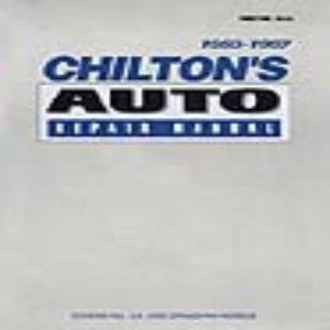 Chilton's Auto Repair Manual, 1993-97 - Perennial
