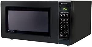 Panasonic Nn-h765bf Full-size 16-cubic-feet 1250-watt Microwave Oven Black by Panasonic