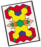 Cards for Pattern Blocks: Problem Solving Activities for Young Children