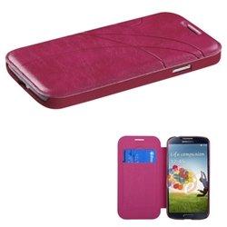 MYBAT Hot Pink Premium Book-Style MyJacket Wallet (913