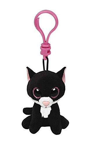 Ty Beanie Boos - Pepper-Clip the Cat - 1