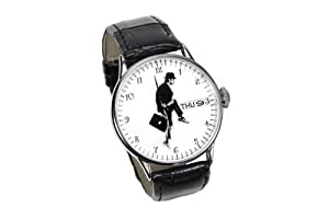Ministry of Silly Walks Watch from Monty Pythons Flying Circus featuring John Cleese
