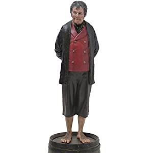 Bilbo baggins statue lord of the rings sideshow weta