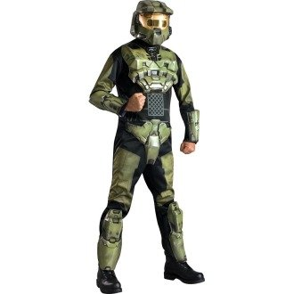 Halo 3-Dlx Master Chief Costume -Xtra Large