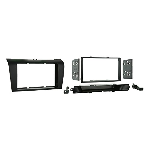 Metra 95-7504 Double Din Installation Dash Kit for 2004-2009 Mazda 3 Install Kit (Double Din Kit Mazda 3 compare prices)