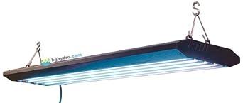 Tek-Light T5 Fixture Only - 4 Bulb