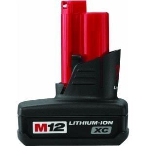 Milwaukee 48-11-2402 M12 Xc Lithium-Ion Cordless Tool Battery