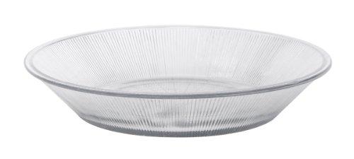 Achla Designs Basket Weave Glass Dish