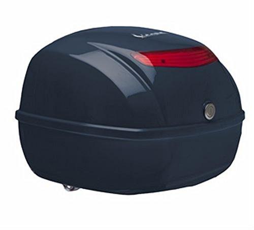 Original Vespa Topcase für Roller LX braun Marrone 112/A