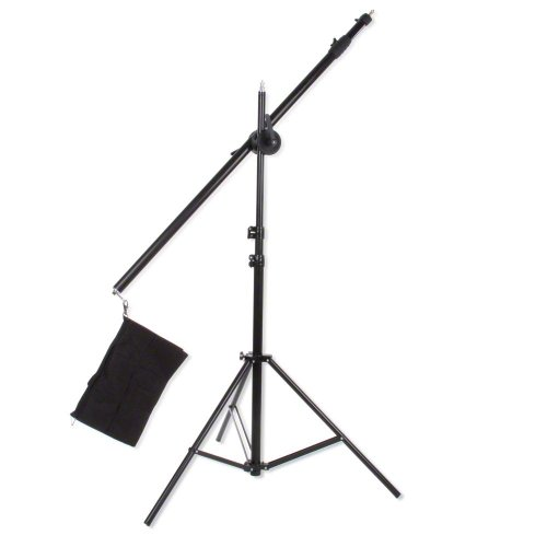 Walimex Tripod Boom Light Stand with Counterweight