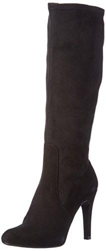Unisa PANACE_KS_ST - Stivali alti con imbottitura leggera Donna, colore Nero (Black), taglia 37 EU