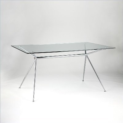 Buy Low Price ItalModern Adolfo Dining Table by ITALMODERN (02290G+A)