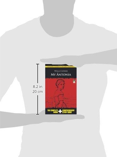My Antonia (Dover Thrift Study Edition)