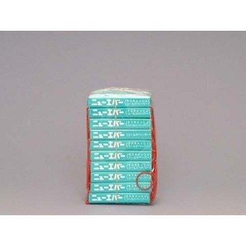 米正 ニューエバー ピックアップ ハンディタイプS キスキメッシュコールドペーパー 100枚×10ケ入 グリーン