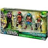 Teenage Mutant Ninja Turtles Movie Action Figure Set, Ninja Turtles Group Pack