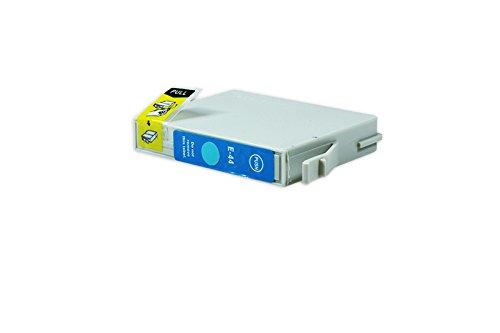Alternativ zu Epson C13T04424010 / T0442 Tinte Cyan für Epson Stylus C 66