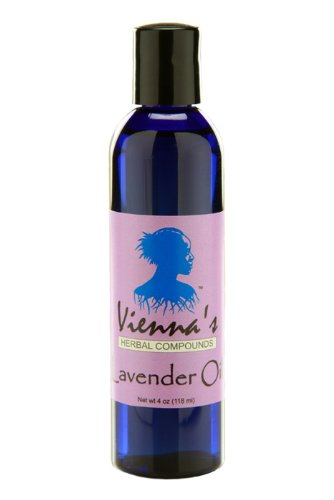 Lavender Bath and Body Oil - Soothe Dry Skin.