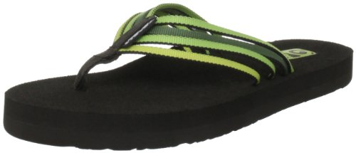 b26beb80cf7e Teva Women s Mush Adapto Flip Flop