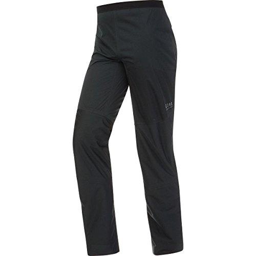 GORE RUNNING WEAR, Pantaloni Corsa Uomo, Impermeabili e leggeri, GORE TEX Active, ESSENTIAL GT AS, Taglia XXL, Nero, TGESSP990007