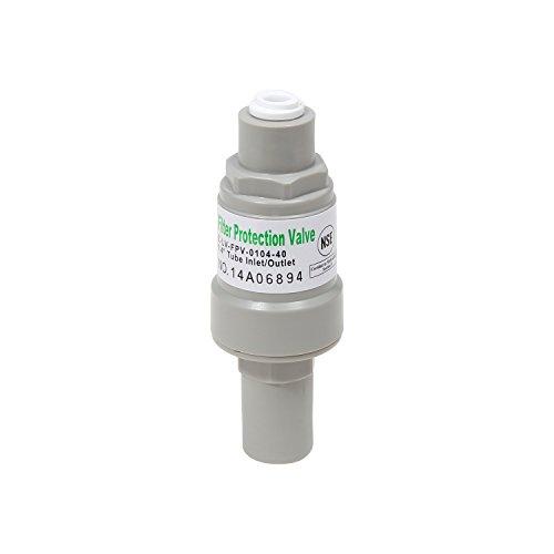water filtration system pressure regulator filter protector w 1 4 quick conn. Black Bedroom Furniture Sets. Home Design Ideas