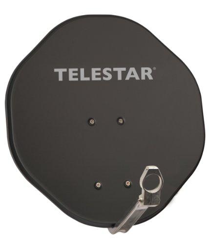 telestar alurapid 45 45cm aluminium spiegel alurapid. Black Bedroom Furniture Sets. Home Design Ideas
